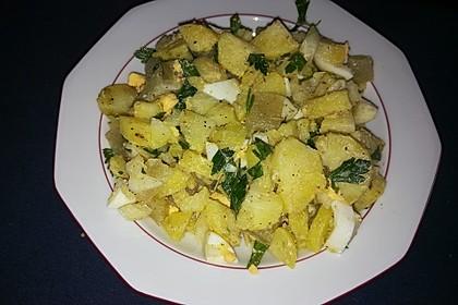Türkischer Kartoffelsalat ohne Mayo 27