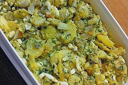 Türkischer Kartoffelsalat ohne Mayo 8