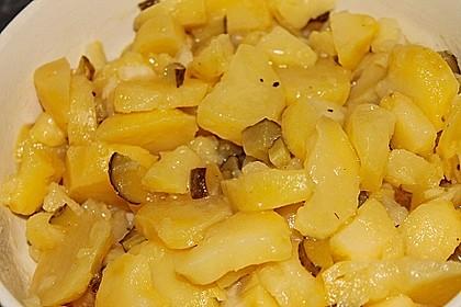 Türkischer Kartoffelsalat ohne Mayo 19