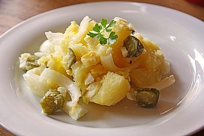 Türkischer Kartoffelsalat ohne Mayo 3