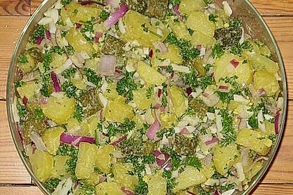 Türkischer Kartoffelsalat ohne Mayo 1