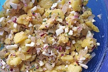 Türkischer Kartoffelsalat ohne Mayo 21