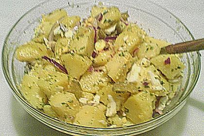 Türkischer Kartoffelsalat ohne Mayo 29