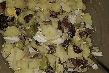 Türkischer Kartoffelsalat ohne Mayo 10