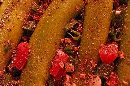 Türkische Paprika aus dem Backofen - sehr knackig 45