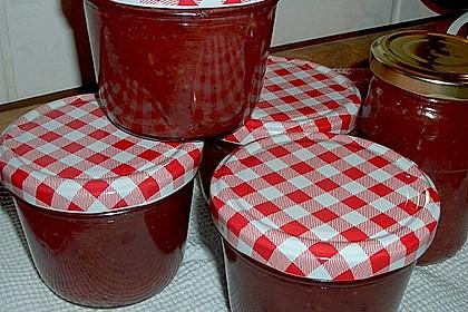 Zwetschgen - Äpfel - Birnen - Haselnuss - Marmelade 8