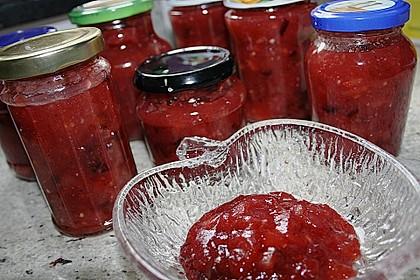 Zwetschgen - Äpfel - Birnen - Haselnuss - Marmelade 6