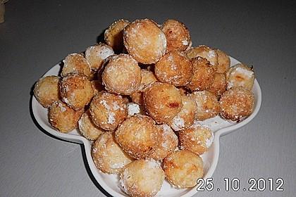 Marokkanische Kokoskugeln 1