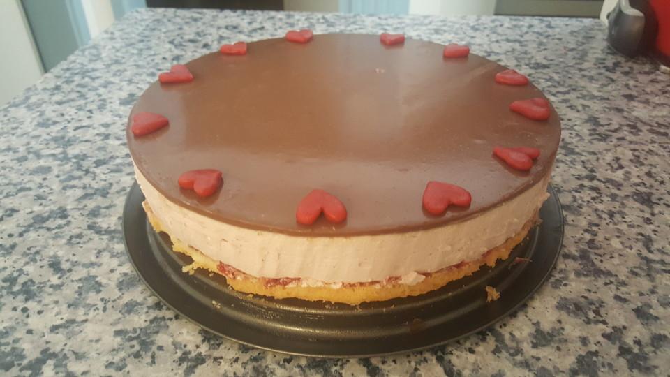 Vanille Torte Von Diesims2 Chefkoch De