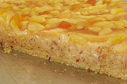 Amaretto - Pfirsich - Kuchen 2