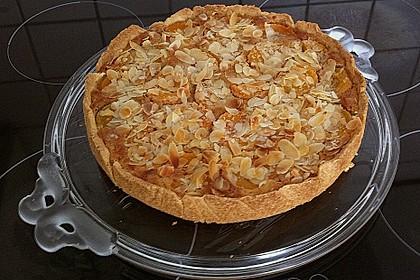 Amaretto - Pfirsich - Kuchen