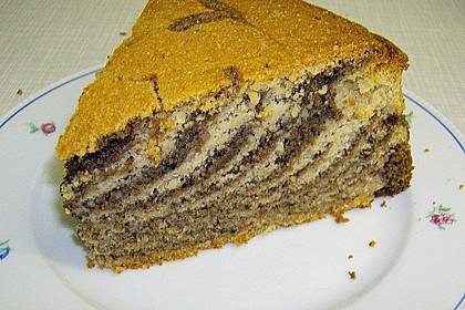 Marmorkuchen Rachmanovka