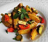 Korsische Kartoffelpfanne (Bild)