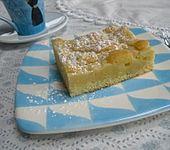 Sahne - Streuselkuchen (Bild)