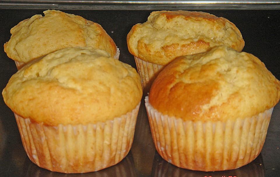 Vanille Muffins Von Seelenschein Chefkoch De