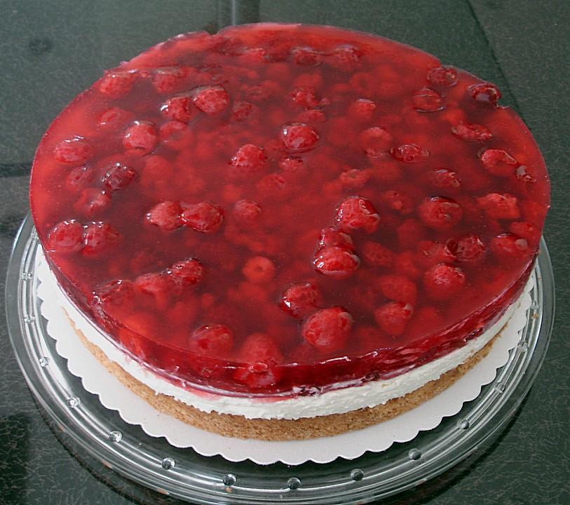 Himbeer Schmand Torte Von Nordseefan Chefkoch De