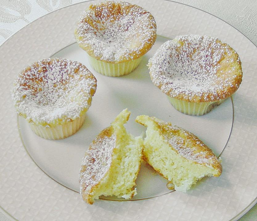 Vanille - Muffins