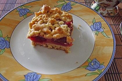 Marillen (Aprikosen) - Rahmkuchen mit feinen Streuseln 43
