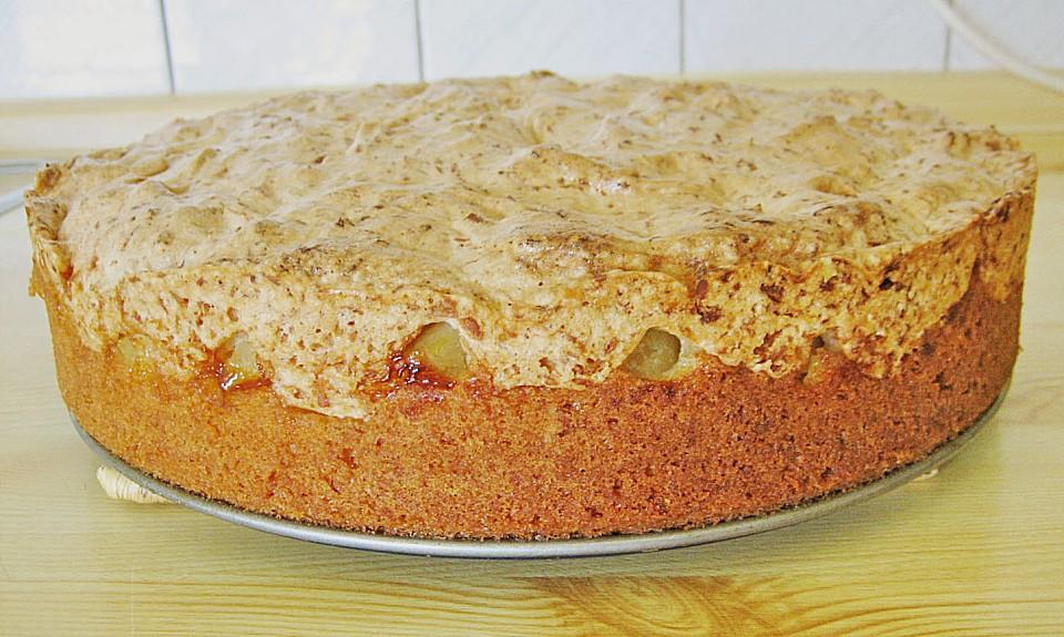 Kokos Apfel Kuchen Von Hauki Chefkoch De