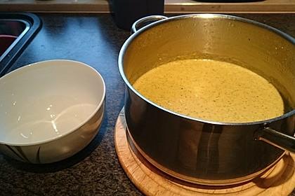 Brokkoli Süßkartoffel Suppe 1