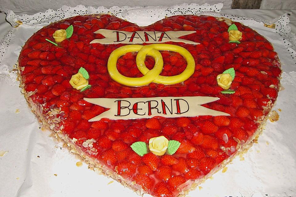 Erdbeer Herz Von Barchenmama Chefkoch De