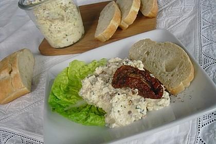 Feta - Frischkäse - Dip