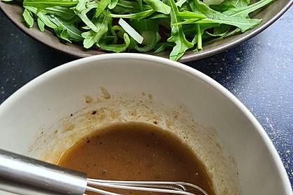 Vinaigrette mit Honig und Senf (Bild)