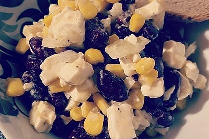 Rote Bohnen - Schafskäse - Salat 19