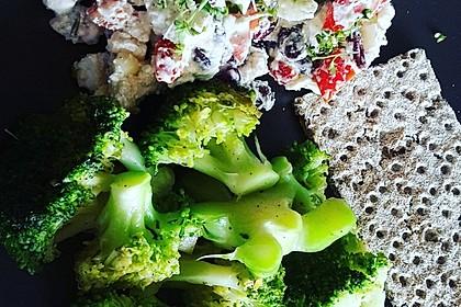 Rote Bohnen - Schafskäse - Salat 9