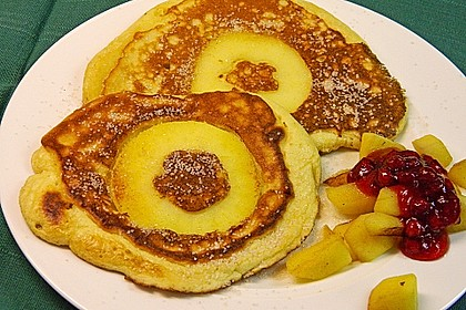 Apfelpfannkuchen 1