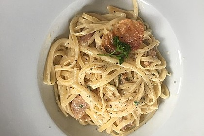 Koelkasts Spaghetti Carbonara 111