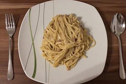 Koelkasts Spaghetti Carbonara 120