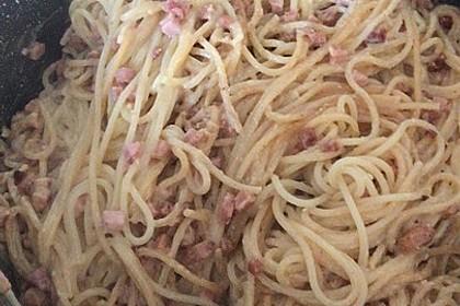 Koelkasts Spaghetti Carbonara 109