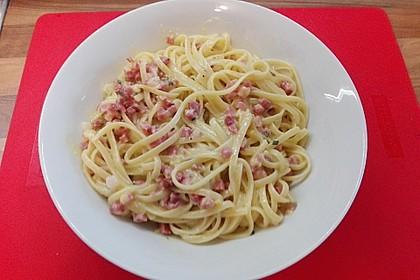 Koelkasts Spaghetti Carbonara 122