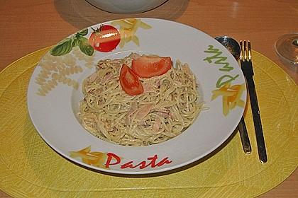 Koelkasts Spaghetti Carbonara 149