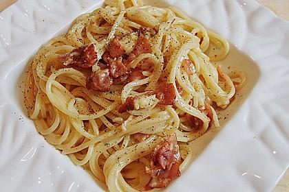 Koelkasts Spaghetti Carbonara 26