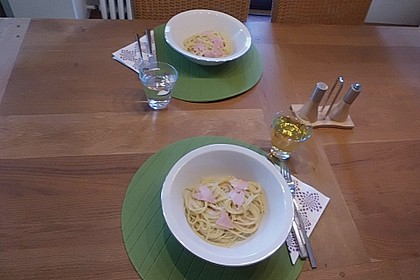Koelkasts Spaghetti Carbonara 194