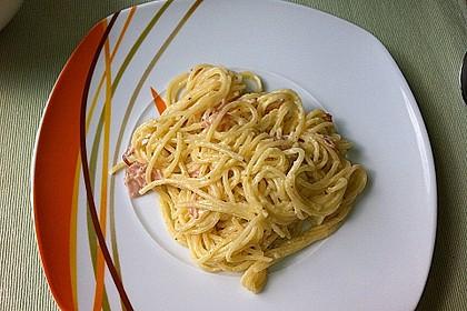 Koelkasts Spaghetti Carbonara 95