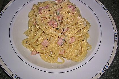 Koelkasts Spaghetti Carbonara 160