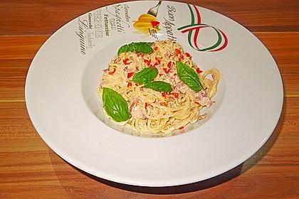 Koelkasts Spaghetti Carbonara 125