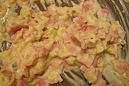 Koelkasts Spaghetti Carbonara 234