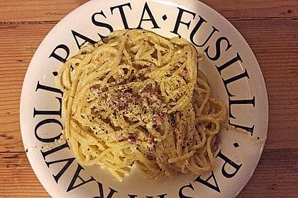 Koelkasts Spaghetti Carbonara 96