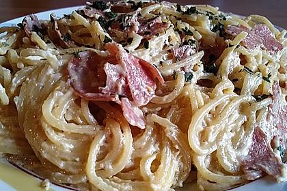 Koelkasts Spaghetti Carbonara 146