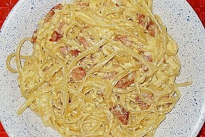 Koelkasts Spaghetti Carbonara 203