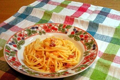 Koelkasts Spaghetti Carbonara 221