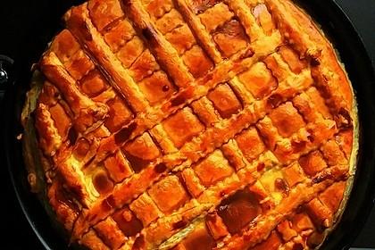 Schinken-Käse-Torte 4