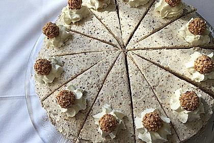 Nuss - Sahne - Torte (Bild)