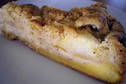 Maple Vanilla Apple Cake 6