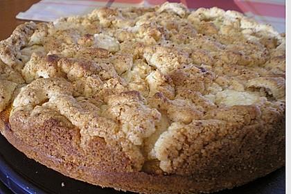Maple Vanilla Apple Cake 4