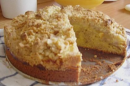 Maple Vanilla Apple Cake 8
